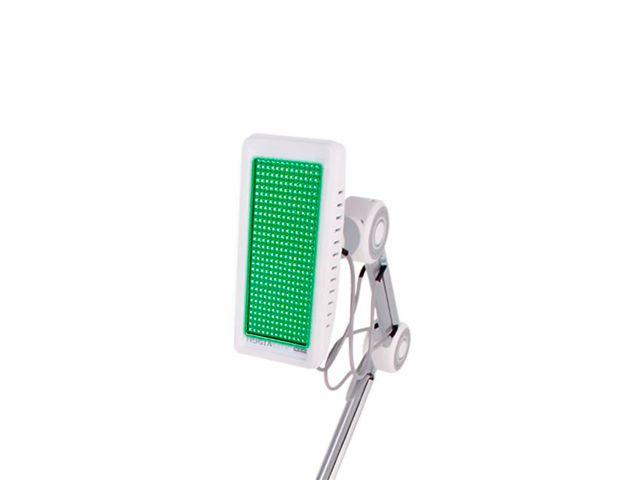 Painel Led KLD - 01 Aba Monocromático - Verde 530nm - Para Hygialux