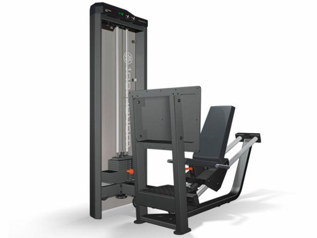 Estação de Musculação Idea Leg Press - Movement