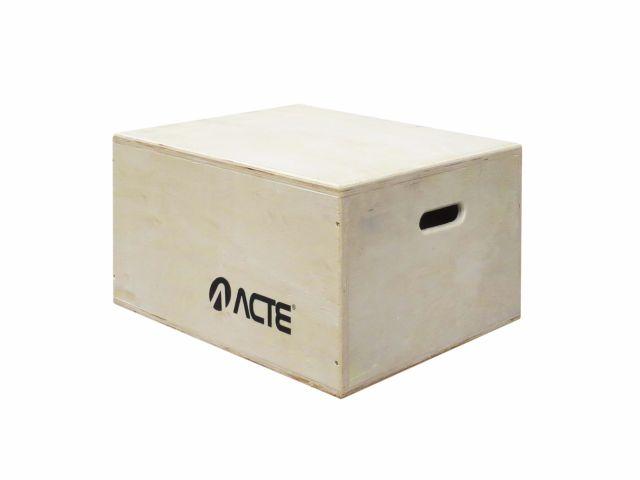 Caixa Para Crossfit Pliométrica - Acte