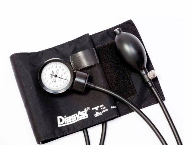 Aparelho de Pressão - Fecho Velcro - Adulto - Velcro - Diasyst