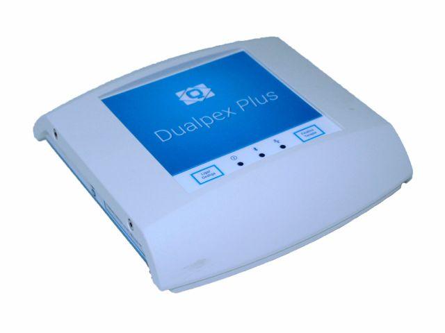 Dualpex Plus Quark - Aparelho de Biofeedback e Eletroestimulação