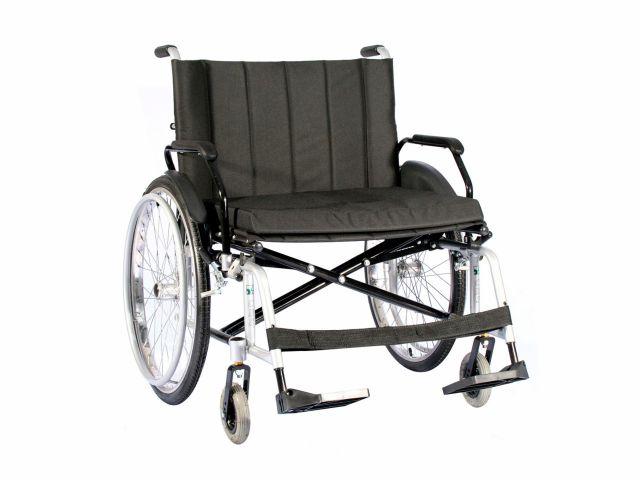 Cadeira de Rodas - Max Obeso - 150Kg - CDS