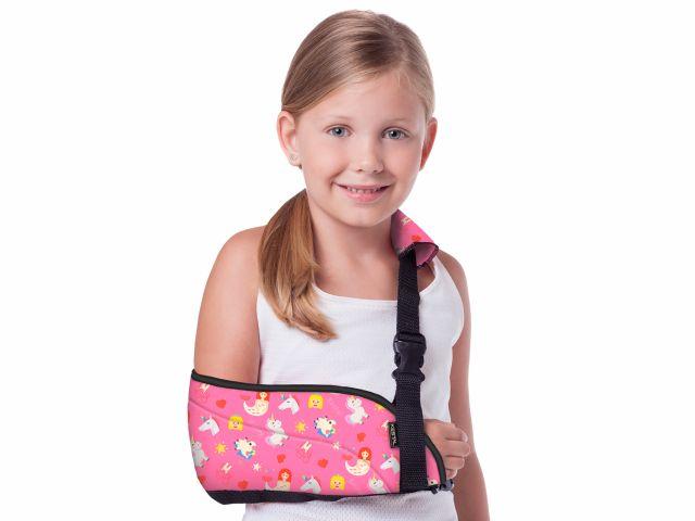 Tipoia Ortopédica - Infantil - Feminina - Kestal