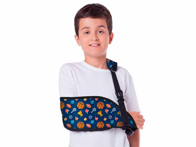 Tipoia Ortopédica - Infantil - Masculina - Kestal
