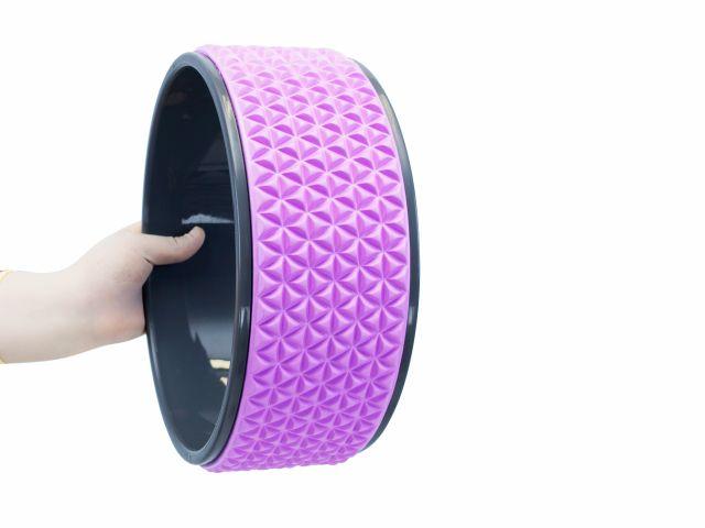 Roda Para Pilates e Yoga Diamond - Magic Wheel - ACTE
