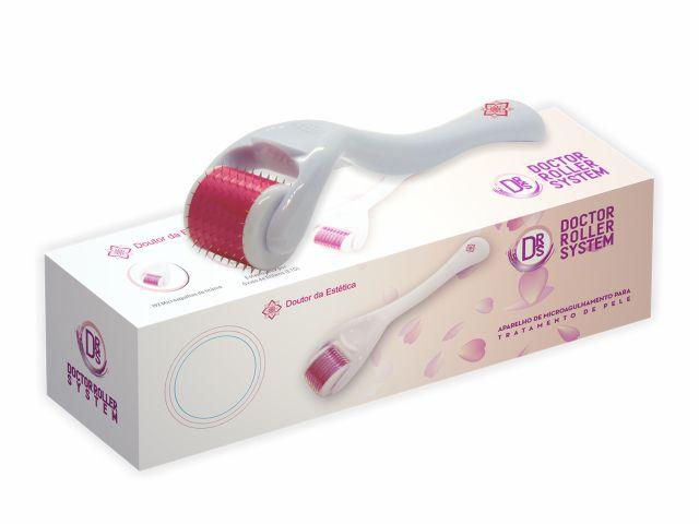 Rolo Para Microagulhamento - 192 Agulhas - Doctor Roller System - Doutor da Estética