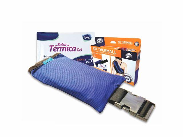 Kit Thermal - Bolsa Térmica - 500g - com Capa Protetora e Cinta Ajustável - RMC