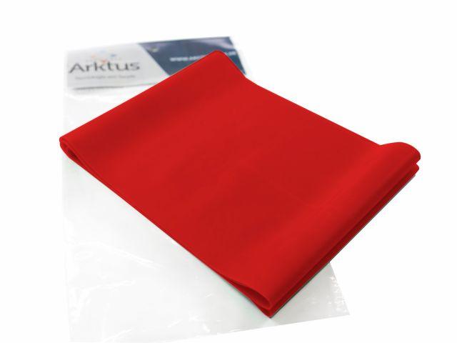 Exercitador Elástico Top Band - Leve - Vermelho – Arktus