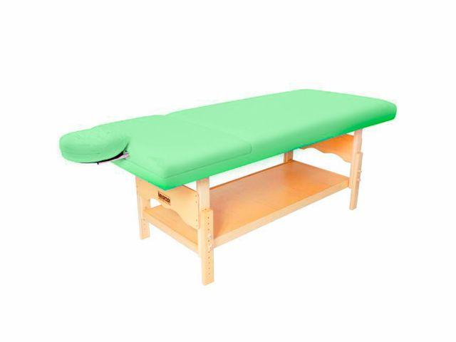 Maca De Massagem Reclinável Com Altura Regulável, Orifício Plêiades - Legno