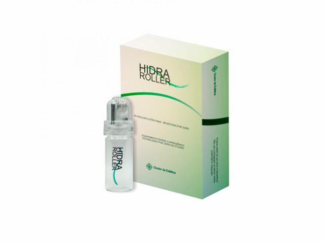 Hidra Roller Drug Delivery Microagulhamento - 64 Agulhas - Doutor Da Estética