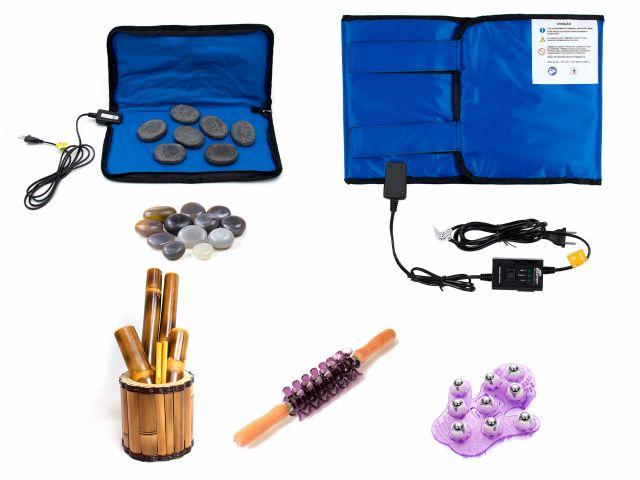 Kit massagem - 220V - Arktus