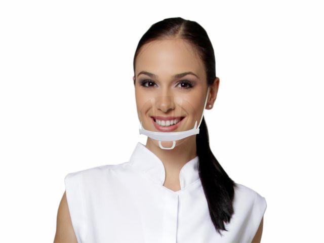 Máscara Protetora Higiênica Simples - 01un - Santa Clara