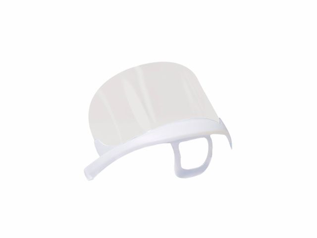 Máscara Protetora Higiênica ClearMask - Com 03 Refis - Estek