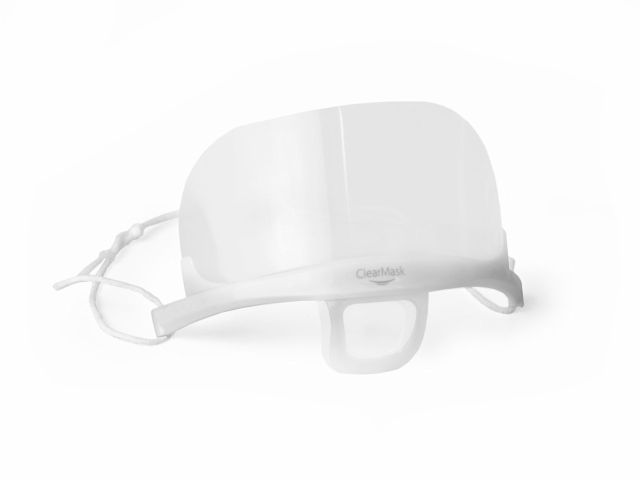 Refil para Máscara Protetora Higiênica -  ClearMask - 10un - Estek