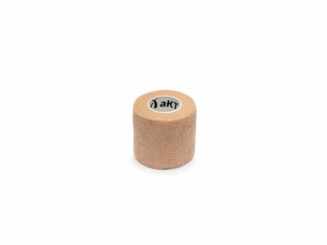 Bandagem Elástica Adesiva Autoaderente - Aktive Cohesive - 2mx5cm - Aktive Tape