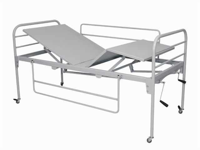Cama Hospitalar - 2 Movimentos - Arktus