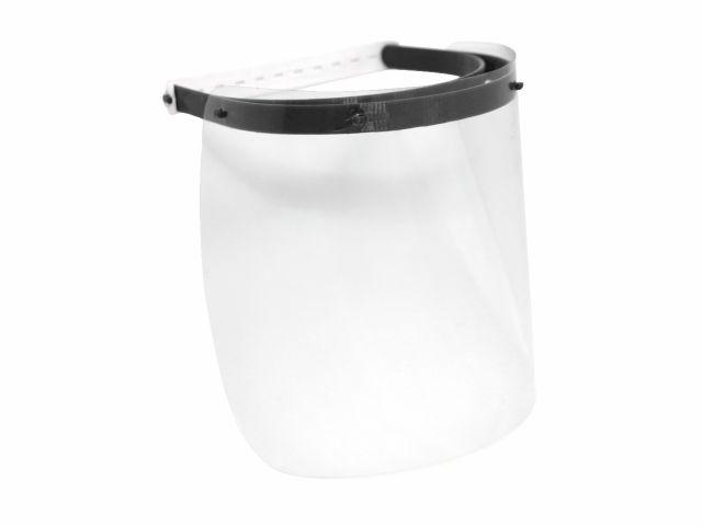 Máscara Protetora Facial - Face Shield Reutilizável e Ajustável - 01un - Arktus