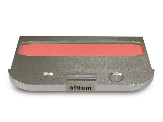 Filtro para Aplicador do Light Pulse - 690nm - HTM