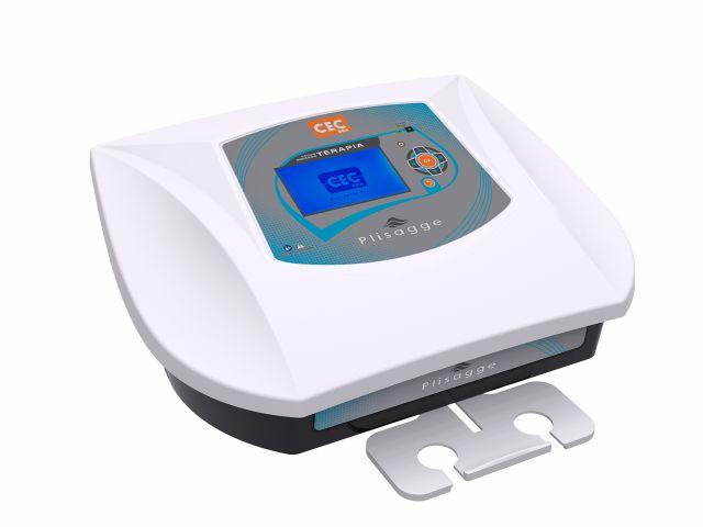 Plisagge - Aparelho de  Vacuoterapia  Digital e Peeling de Diamante - Cecbra