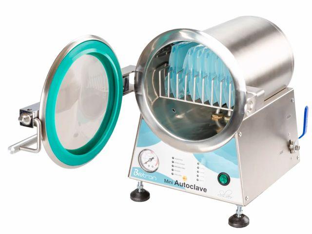 Autoclave Silver - Mini - 5l - Biotron