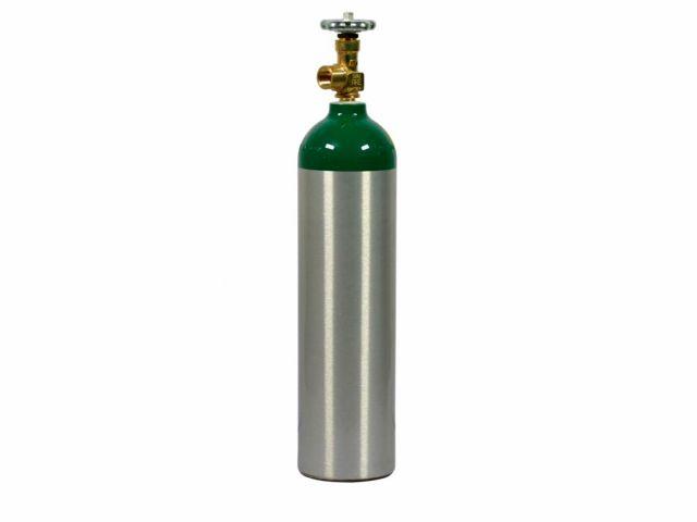Cilindro de Oxigênio Medicinal - em Alumínio MD - 420 Litros - Philozon