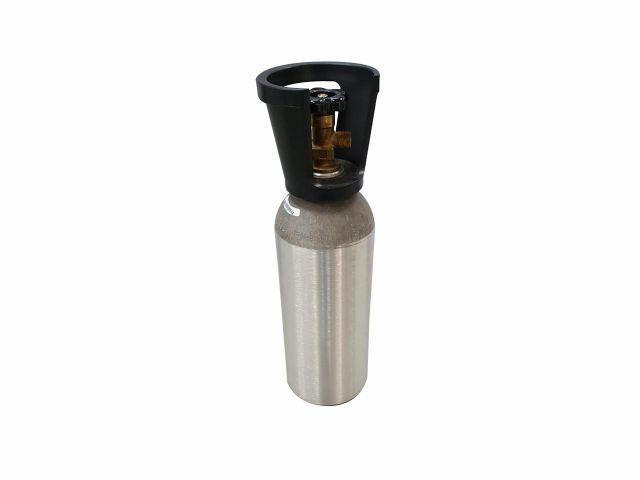 Cilindro de CO² (Gás Carbônico) Medicinal - em Alumínio B5 - 411 Litros - Arktus