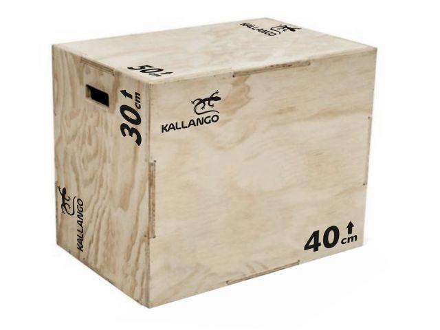 Caixa para Salto - Plyo Box Naval – Kallango