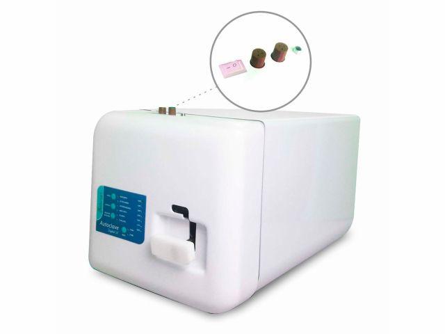 Autoclave Digital – Plus – com Mini Incubadora - 5L – Biotron